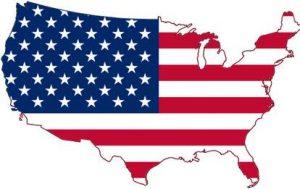 Sende til USA